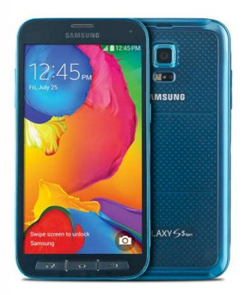 Samsung Galaxy S5 Sport Electric Blue