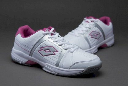 Lotto Wmns T-Tour 600 - White/Candy Floss