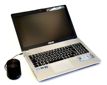 Asus N56JN-XO102D (Intel Core i5-4200H 2.8GHz, 4GB RAM, 500GB HDD, VGA NVIDIA GeForce GT 840M, 15.6 inch, PC DOS)
