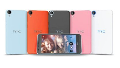 HTC Desire 820 White - Asia version