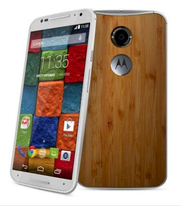Motorola Moto X (2014) (Motorola Moto X2/ Motorola Moto X+1) 16GB White for Europe