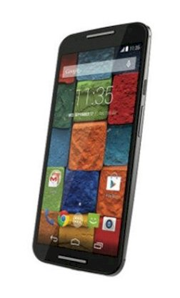 Motorola Moto X (2014) (Motorola Moto X2/ Motorola Moto X+1) 16GB Black for Europe