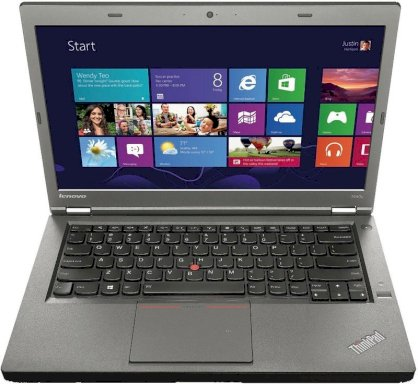Laptop Lenovo ThinkPad T440p (20AWA172VA) (Intel Core i5-4210U 1.7GHz, 4GB RAM, 500HDD, VGA Intel HD graphics 4600, 14 inch, Free Dos)