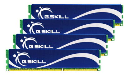 Gskill Performance F2-6400CL5Q-8GBPQ DDR2 8GB (4x2GB) Bus 800MHz PC2-6400