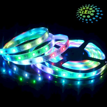 Led dây cuộn 5m Dragon 5050