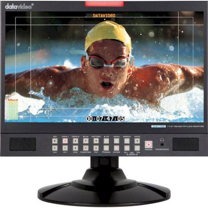 "Datavideo TLM-170G 17.3"" HD/SD TFT LCD Monitor - Desktop"