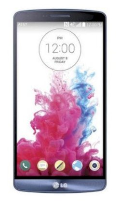 LG G3 D850 32GB Blue for AT&T