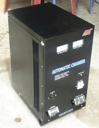 Automatic Charger AST 110VDC 10A