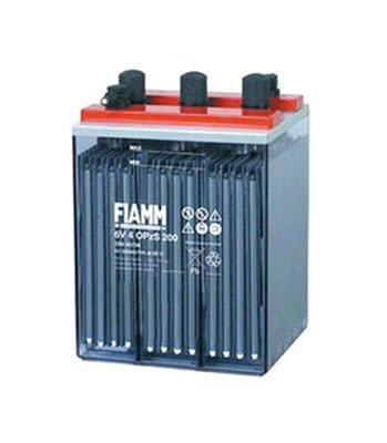 Ắc quy FIAMM 6V 6OPzS 300