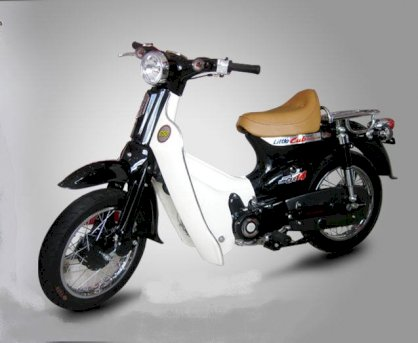 Daelim Little Cub 50cc 2015