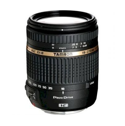 Lens Tamron AF 18-270mm F3.5-6.3 Di II VC PZD for Canon