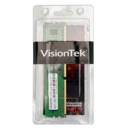 VisionTek 1 x 4GB DDR3 PC3-12800 1600MHz 240-pin DIMM (900383)