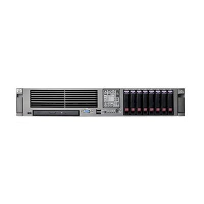 Server HP Proliant DL380 G6 E5530 2P (2x Intel Xeon E5530 2.4GHz, Ram 4GB, HDD 2x146GB, Raid P410i/256MB (0,1,5,10), 1xPS 750Watts)