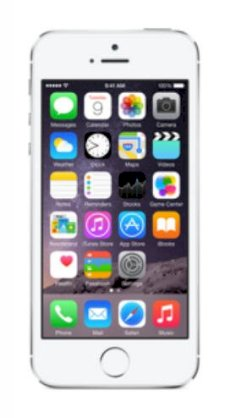 Apple iPhone 5S 32GB White/Silver (Bản Lock)