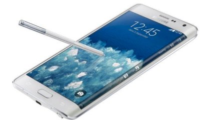 Samsung Galaxy Note Edge (SM-N915T) 64GB White for T-Mobile