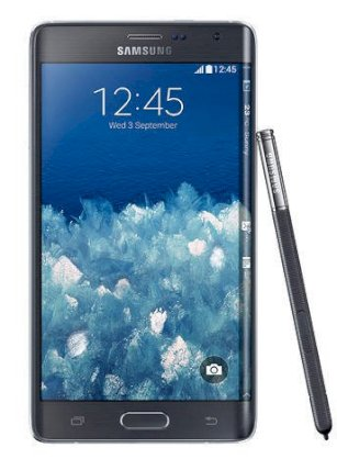 Samsung Galaxy Note Edge (SM-N915T) 64GB Black for T-Mobile