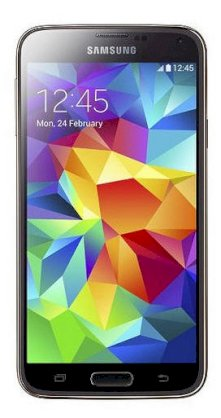 Samsung Galaxy S5 4G+ 32GB for Singapore Copper Gold