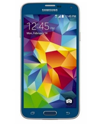 Samsung Galaxy S5 4G+ 32GB for Singapore Electric Blue