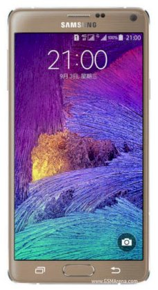 Samsung Galaxy Note 4 (Samsung SM-N910P/ Galaxy Note IV) Bronze Gold for Sprint