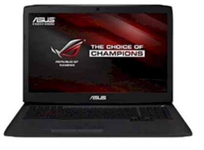 ASUS ROG G751JL (Intel Core i7-4720HQ 2.6GHz, 16GB RAM, 256GB SSD + 1TB HDD, VGA NVIDIA GeForce GTX 965M, 17.3 inch, Windows 8.1)