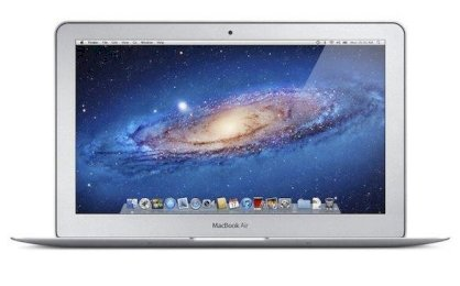 Apple Macbook Air 2015 (MJVM2) (Intel Core i5-5250U 1.6GHz, 4GB RAM, 128GB SSD, VGA Intel HD Grpahics 6000, 11.6 inch, Mac OS X Yosemite)