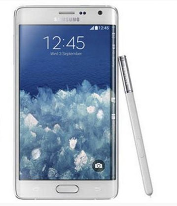 Samsung Galaxy Note Edge (SM-N915A) 32GB White for AT&T