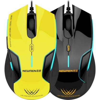 Mouse gaming Newmen N500