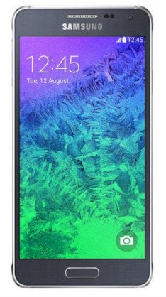 Samsung Galaxy Alpha (S801) (SM-G8508S) Black