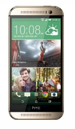 HTC One M8s 16GB Amber Gold AT&T Version
