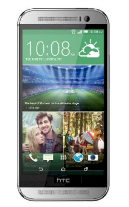 HTC One M8s 16GB Glacial Silver AT&T Version