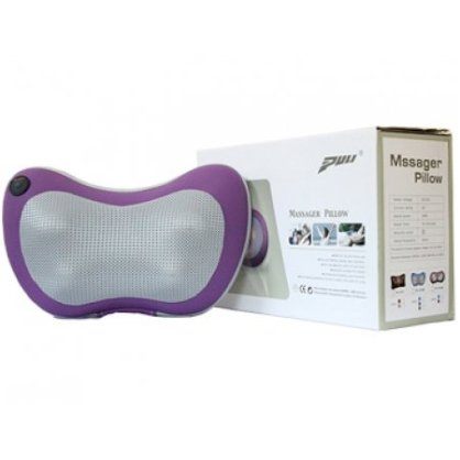 Gối massage hồng ngoại Magic Energy Pillow PL-819