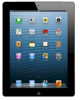 Apple iPad 3 Retina 16GB iOS 5.0 WiFi 3G - Black
