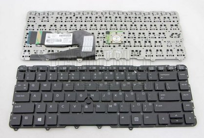 Keyboard HP Elitbook 840, G1, 850, G1