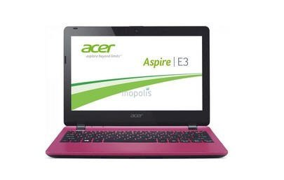 Acer Aspire E3-112-P0VV (NX.MRMSV.002) (Intel Pentium N3540 2.16GHz, 4GB RAM, 500GB HDD, VGA Intel HD Graphics, 11.6 inch, Windows 8.1 64-bit)