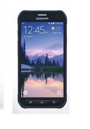 Samsung Galaxy S6 Active (SM-G890) Blue for AT&T