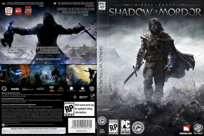 Middle Earth Shadow of Mordor (PC)
