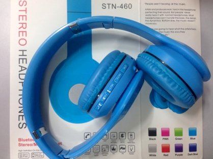 tai nghe HP Bluetooth stereo Coocold S460