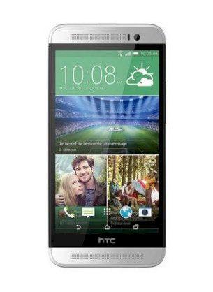 HTC One (E8) Dual Sim White