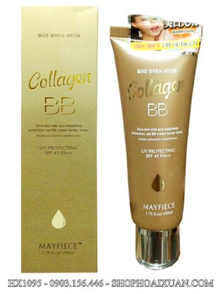 Kem Nền BB Collagen Mayfiece - HX1095