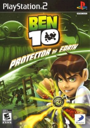 Phần mềm game Ben 10: Protector of Earth (PS2)