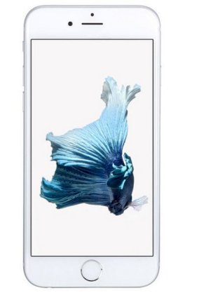 Apple iPhone 6S 16GB Silver (Bản Unlock)