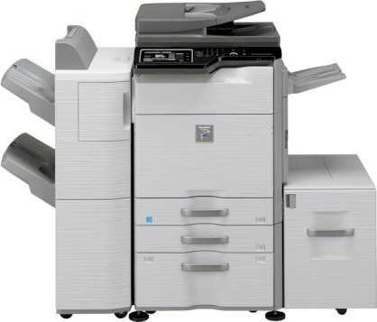 Máy Photocopy SHARP MX-M564N