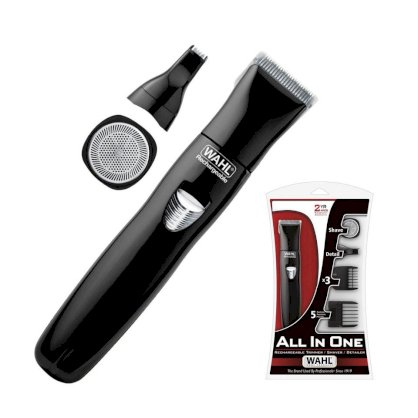Bộ dao cạo râu điện 14 dụng cụ Wahl 9865-1301 All in One Rechargeable Groomer