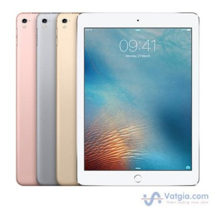 Apple iPad Pro 9.7 128GB WiFi 4G Cellular - Rose Gold