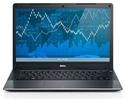Dell Vostro 5480 (V5480A) (Intel Core i5-5200U 2.2GHz, 4GB RAM, 500GB HDD, VGA NVIDIA GeForce GT 830M / Intel HD Graphics 5500, 14 inch, Free Dos)