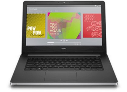 "Laptop Dell Inspiron 14 N5459A (P64G001-T54100W10) (CPU Intel Core i5-6200U 2.30GHz, Ram 4GB DDR3 1600Mhz, HDD 1000GB 5400rpm, VGA Intel HD 520, Display 14"" inch WLED HD(1366x768), OS Windows 10 64bit+Office 365)"
