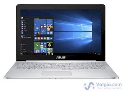 Asus ZenBook Pro UX501VW-FI084T (Intel Core i7-6700HQ 2.6GHz, 16GB RAM, 1128GB (128GB SSD + 1TB HDD), VGA NVIDIA GeForce GTX 960M, 15.6 inch, Windows 10)