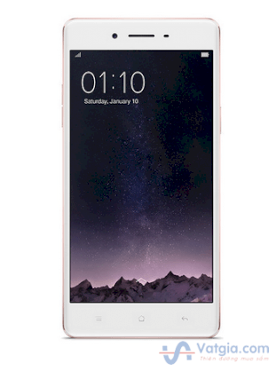 Oppo F1 Plus Rose Gold