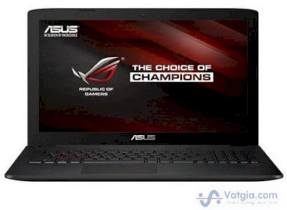 Asus ROG GL552JX-XO093DRR (Intel Core i5-4200H 2.8GHz, 16GB RAM, 1TB HDD, VGA Nvidia Geforce GTX 950M 4GB, 15.6 inch, PC DOS)
