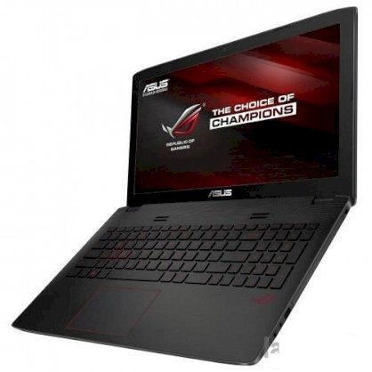 Laptop Asus GL552VX DM143D (Intel Core i5 6300HQ 2.30GHz, RAM 8GB, HDD 1TB, VGA GTX950M 4GB, Màn hình 15.6 inch Full HD, DOS)